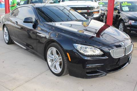 2015 BMW 6 Series for sale in Jamaica, NY