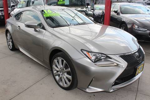 2016 Lexus RC 300 for sale in Jamaica, NY