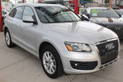 2012 Audi Q5 for sale at LIBERTY AUTOLAND INC in Jamaica NY