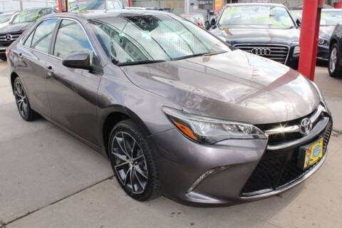 2015 Toyota Camry for sale at LIBERTY AUTOLAND INC in Jamaica NY