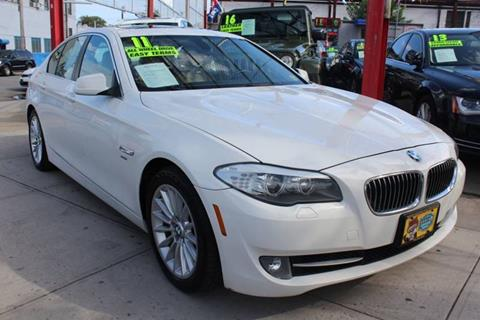 2011 BMW 5 Series for sale in Jamaica, NY