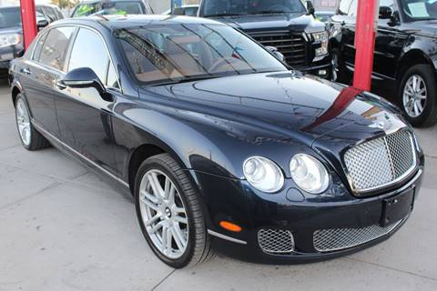 2012 Bentley Continental for sale at LIBERTY AUTOLAND INC in Jamaica NY