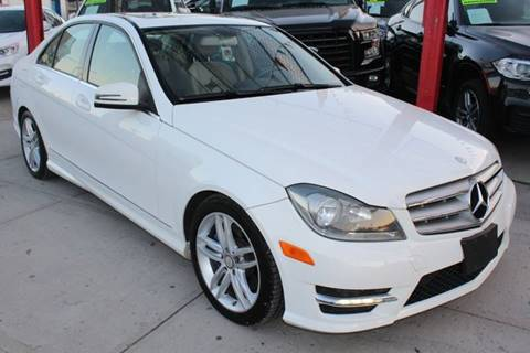 2013 Mercedes-Benz C-Class for sale in Jamaica, NY