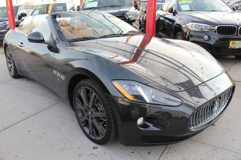 2015 Maserati GranTurismo for sale at LIBERTY AUTOLAND INC in Jamaica NY
