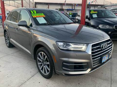 2017 Audi Q7 for sale at LIBERTY AUTOLAND INC in Jamaica NY