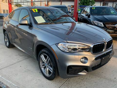2017 BMW X6 for sale at LIBERTY AUTOLAND INC in Jamaica NY