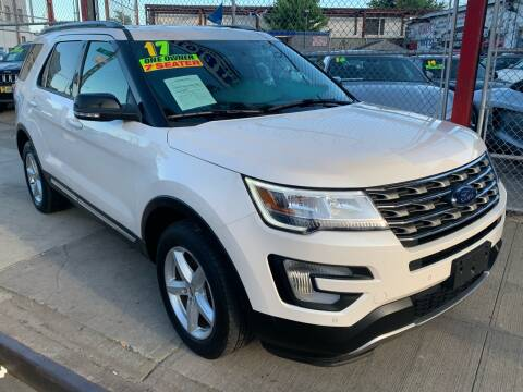 2017 Ford Explorer for sale at LIBERTY AUTOLAND INC in Jamaica NY