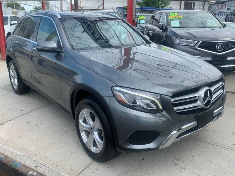 2017 Mercedes-Benz GLC for sale at LIBERTY AUTOLAND INC in Jamaica NY