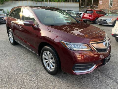 2017 Acura RDX for sale at LIBERTY AUTOLAND INC in Jamaica NY