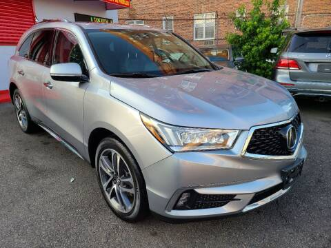 2017 Acura MDX for sale at LIBERTY AUTOLAND INC in Jamaica NY