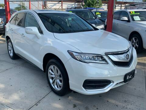 2018 Acura RDX for sale at LIBERTY AUTOLAND INC in Jamaica NY