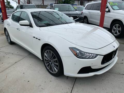 2017 Maserati Ghibli for sale at LIBERTY AUTOLAND INC in Jamaica NY
