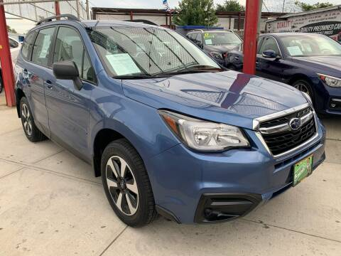 2017 Subaru Forester for sale at LIBERTY AUTOLAND INC in Jamaica NY