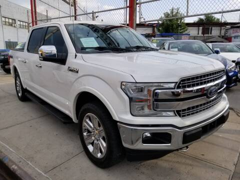 2018 Ford F-150 for sale at LIBERTY AUTOLAND INC in Jamaica NY