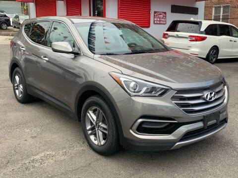 2017 Hyundai Santa Fe Sport for sale at LIBERTY AUTOLAND INC in Jamaica NY