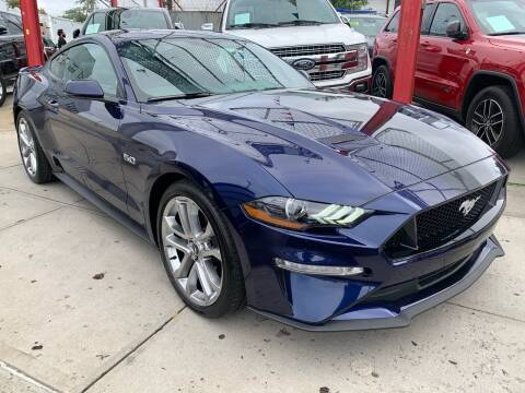 2019 Ford Mustang for sale at LIBERTY AUTOLAND INC in Jamaica NY
