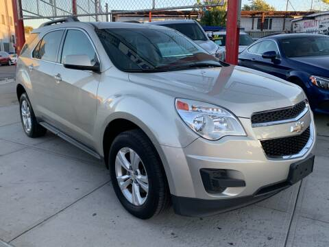 2015 Chevrolet Equinox for sale at LIBERTY AUTOLAND INC in Jamaica NY