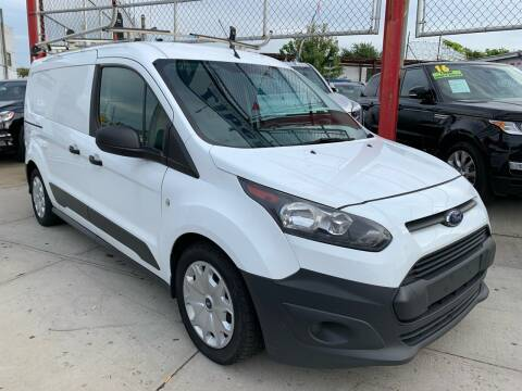 2017 Ford Transit Connect Cargo for sale at LIBERTY AUTOLAND INC in Jamaica NY