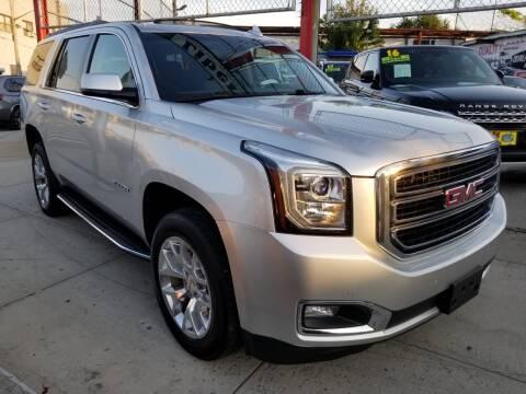2017 GMC Yukon for sale at LIBERTY AUTOLAND INC in Jamaica NY