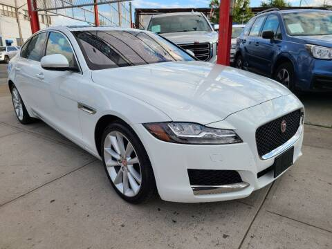 2017 Jaguar XF for sale at LIBERTY AUTOLAND INC in Jamaica NY