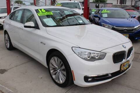2016 BMW 5 Series for sale at LIBERTY AUTOLAND INC in Jamaica NY