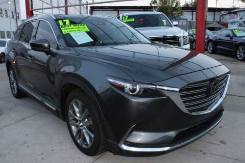 2017 Mazda CX-9 for sale at LIBERTY AUTOLAND INC in Jamaica NY