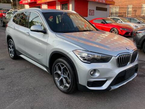 2017 BMW X1 for sale at LIBERTY AUTOLAND INC in Jamaica NY