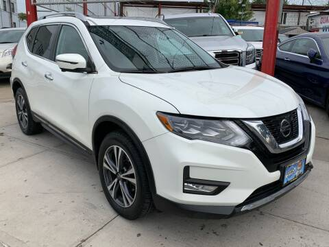 2017 Nissan Rogue for sale at LIBERTY AUTOLAND INC in Jamaica NY