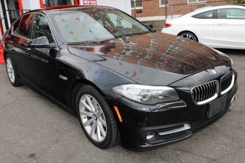 2015 BMW 5 Series for sale at LIBERTY AUTOLAND INC in Jamaica NY