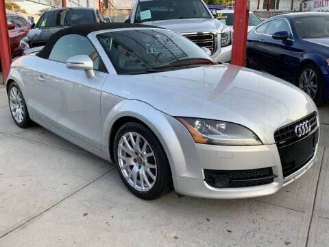 2008 Audi TT for sale at LIBERTY AUTOLAND INC in Jamaica NY