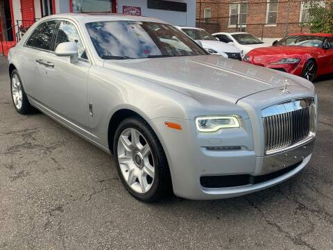 2015 Rolls-Royce Ghost for sale at LIBERTY AUTOLAND INC in Jamaica NY
