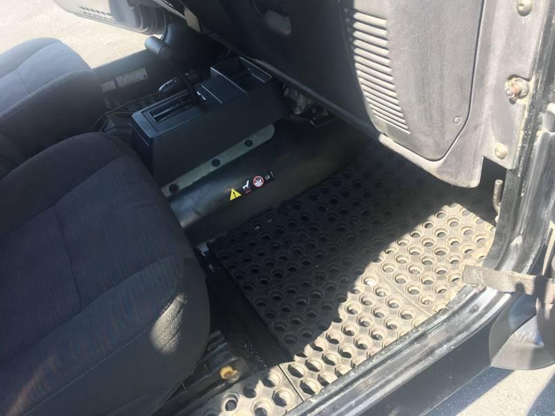 2005 Jeep Wrangler Unlimited 4WD 2dr SUV - Charlottesville VA