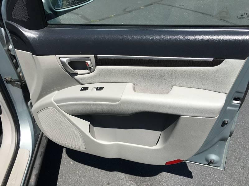 2008 Hyundai Santa Fe AWD GLS 4dr SUV - Charlottesville VA