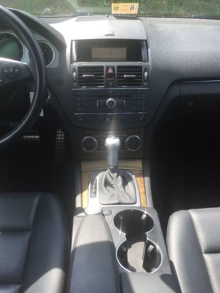 2008 Mercedes-Benz C-Class C 350 Sport 4dr Sedan - Charlottesville VA