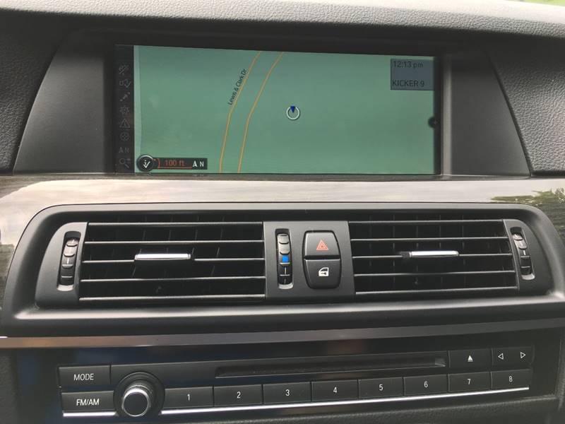 2011 BMW 5 Series 535i 4dr Sedan - Charlottesville VA