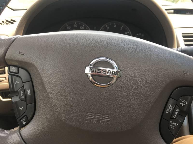 2003 Nissan Maxima GLE 4dr Sedan - Charlottesville VA