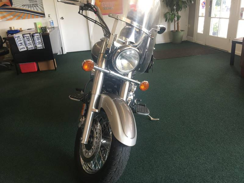 2002 Yamaha XVS1100  - Charlottesville VA