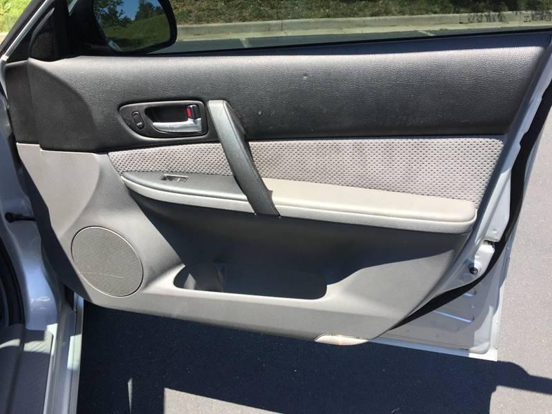 2008 Mazda MAZDA6 i Sport 4dr Sedan - Charlottesville VA