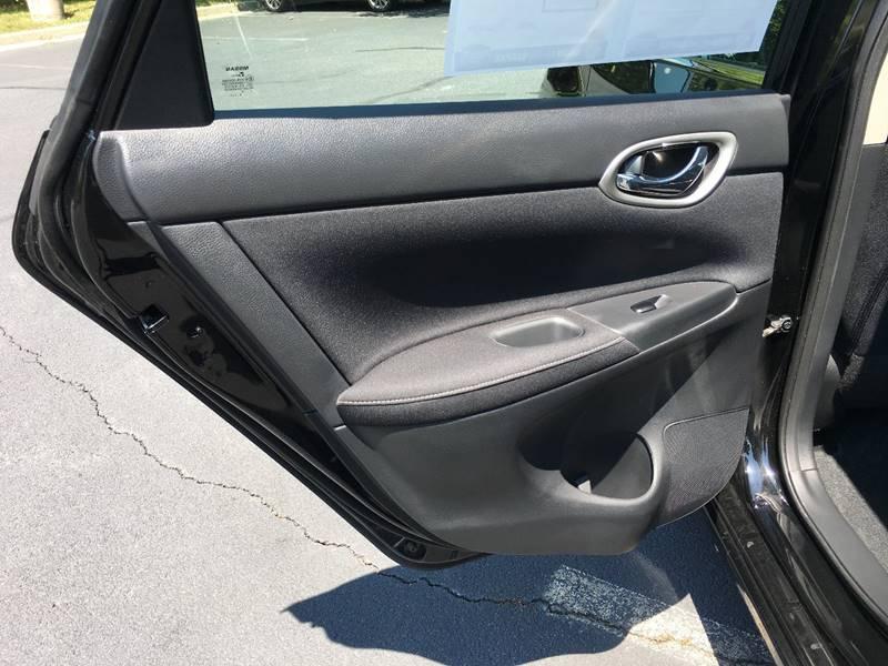2015 Nissan Sentra S 4dr Sedan CVT - Charlottesville VA