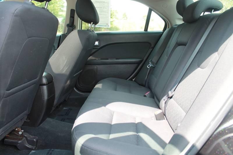 2012 Ford Fusion SE 4dr Sedan - Charlottesville VA
