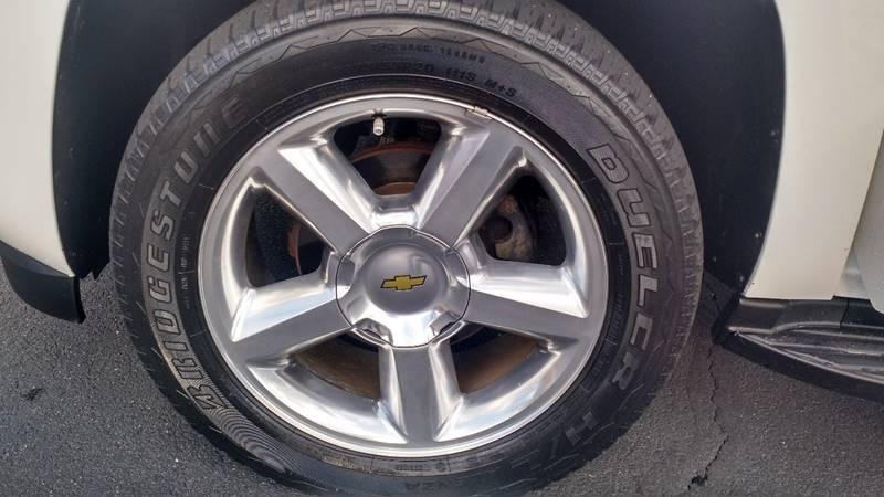 2011 Chevrolet Tahoe 4x4 LTZ 4dr SUV - Charlottesville VA