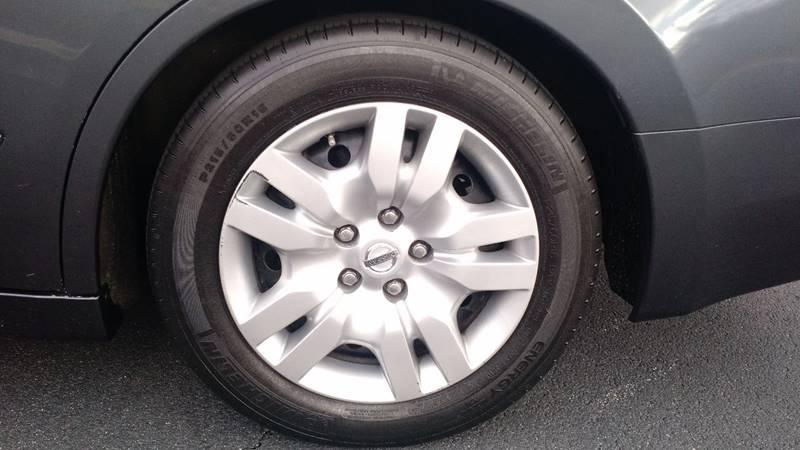 2012 Nissan Altima 2.5 S 4dr Sedan - Charlottesville VA