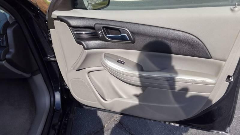 2015 Chevrolet Malibu LS 4dr Sedan - Charlottesville VA