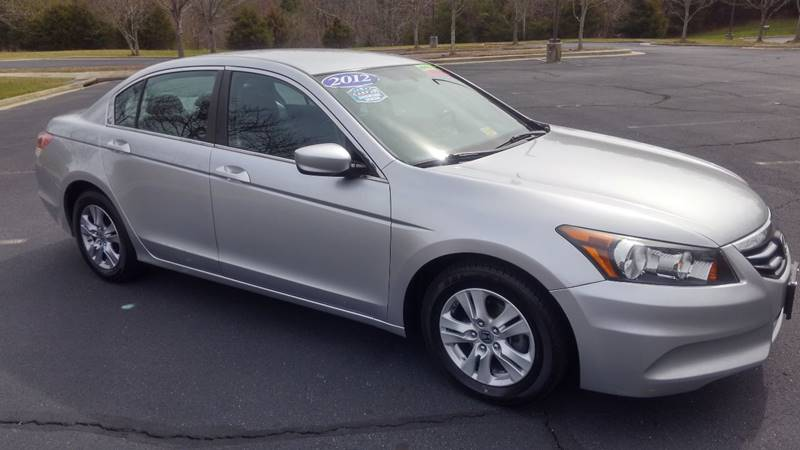 2012 Honda Accord SE 4dr Sedan - Charlottesville VA