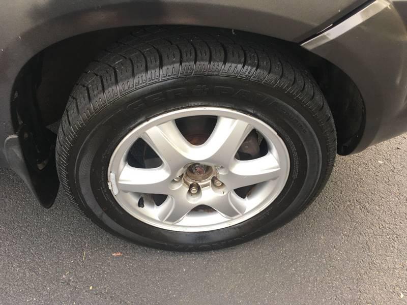 2005 Hyundai Tucson GLS 4dr SUV - Charlottesville VA