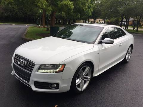 2012 Audi S5 for sale in West Park, FL