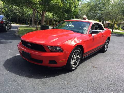 2010 Ford Mustang for sale in West Park, FL