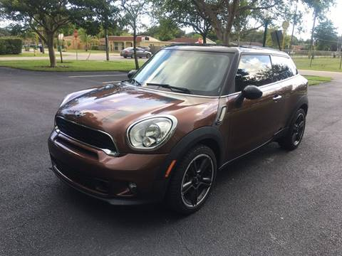 2013 MINI Paceman for sale in West Park, FL