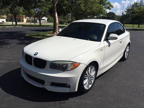 2012 BMW 1 Series for sale in West Park, FL
