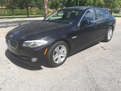 2013 BMW 5 Series for sale in West Park, FL